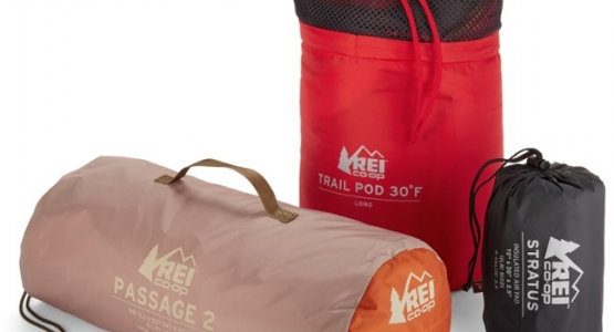 REI Co-op Backpacking Bundle