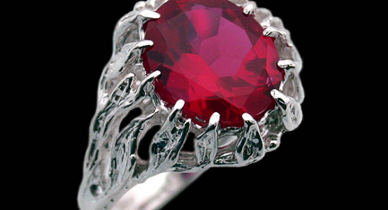 Ruby Ring from LOTR