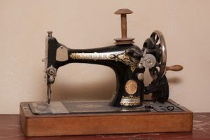 delivery sewing machine